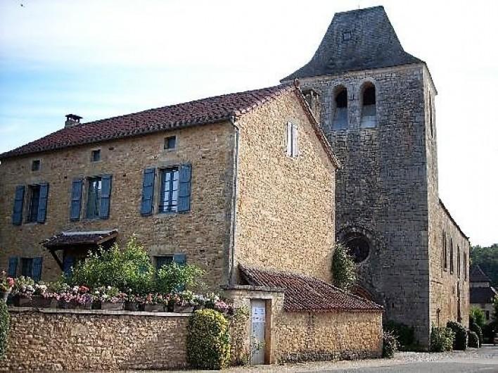 Location de vacances - Villa à Goujounac