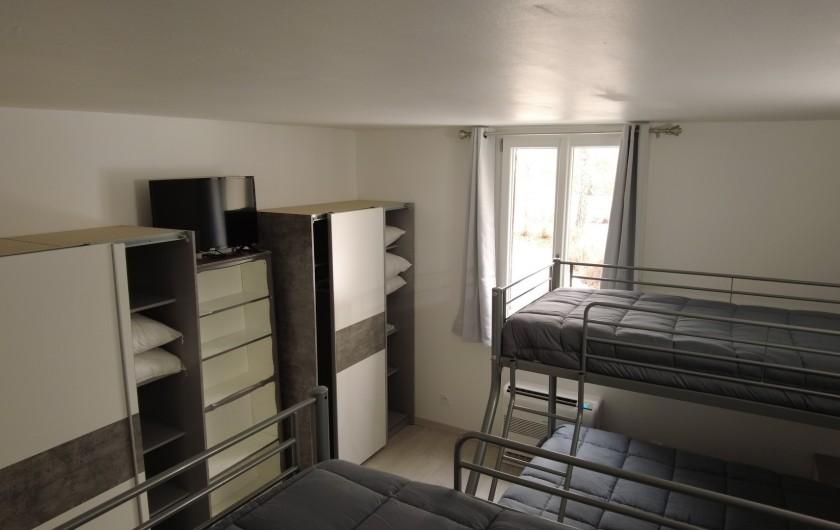 Location de vacances - Maison - Villa à Saint-Léger-les-Mélèzes - 4ème CHAMBRE LOCATION DU BAS