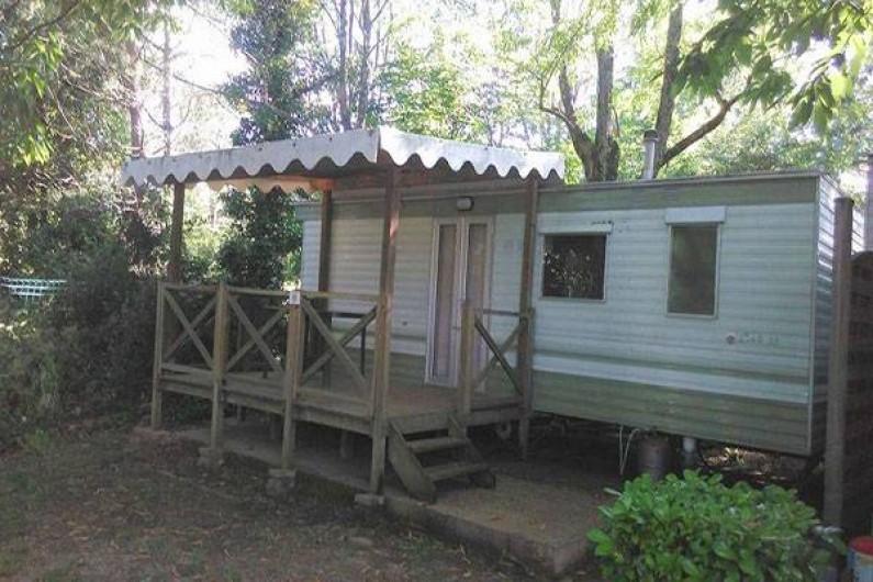 Location de vacances - Camping à Sampzon
