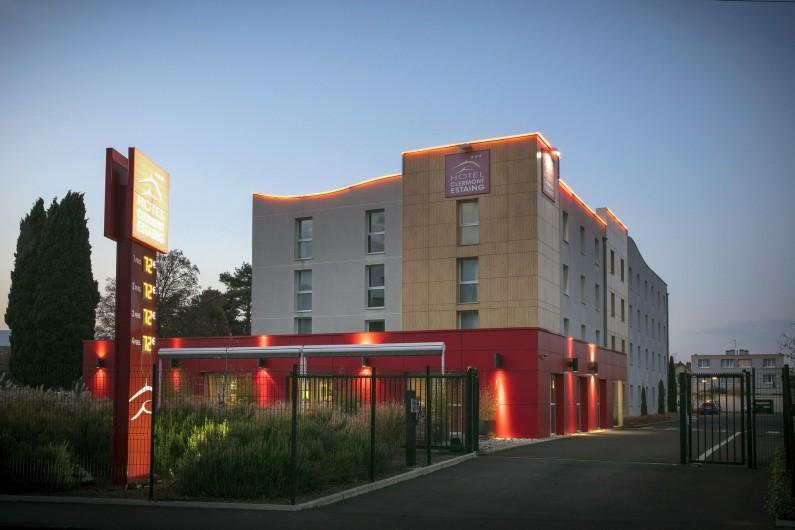 Location de vacances - Hôtel - Auberge à Clermont-Ferrand