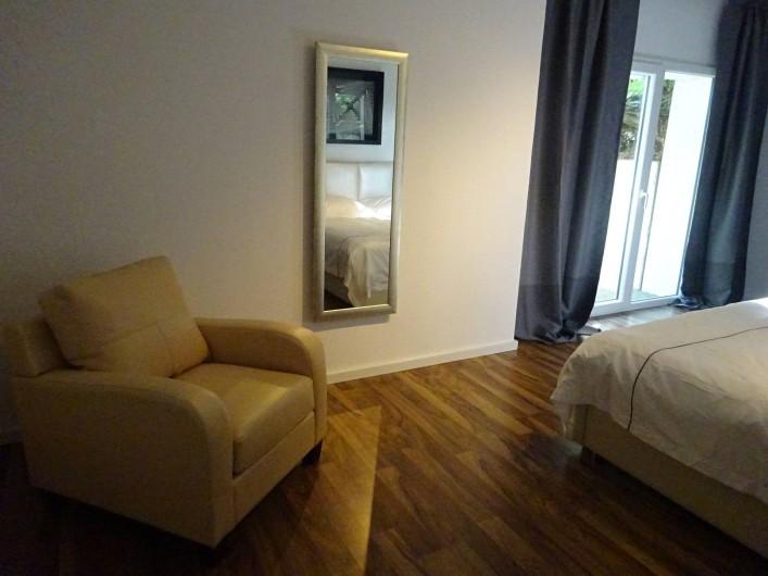 Location de vacances - Appartement à Linz am Rhein - Salle à coucher