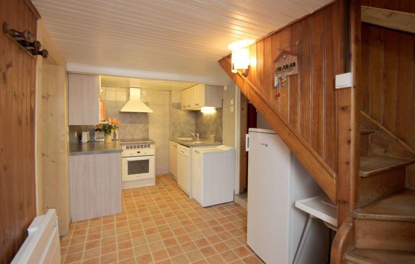 Location de vacances - Chalet à Les Deux Alpes - cuisine
