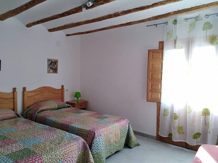 Location de vacances - Mas à Atzeneta del Maestrat - chambre 3