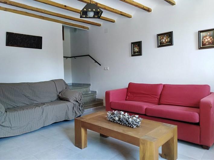 Location de vacances - Mas à Atzeneta del Maestrat - Salon