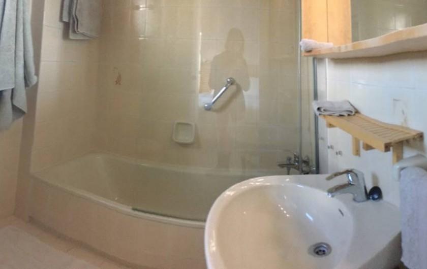 Location de vacances - Chalet à Marbella - 1ier bain