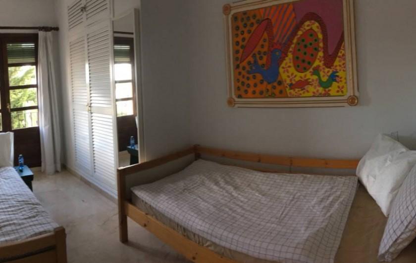Location de vacances - Chalet à Marbella - 2ième chambre