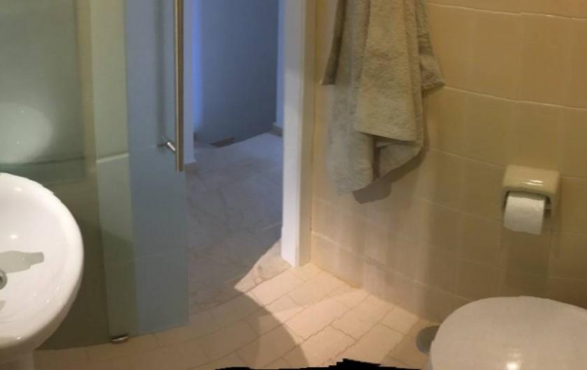 Location de vacances - Chalet à Marbella - 2ième bain