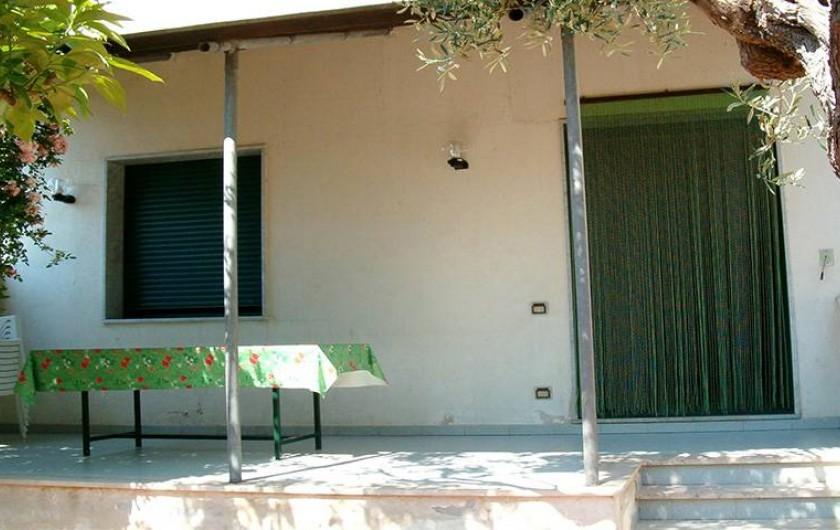 Location de vacances - Villa à Gallipoli - Villa n°3 avec 3 chambres , 2 bain max 9 places visible sur