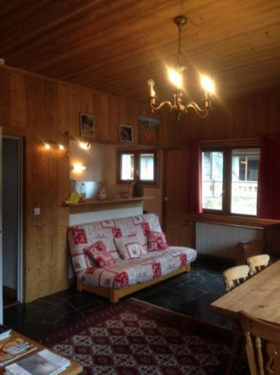 Location de vacances - Appartement à Courchevel 1650