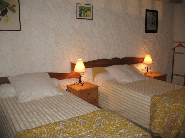 Location de vacances - Chambre d'hôtes à Marsanne - La Magnanerie/ mezzanine