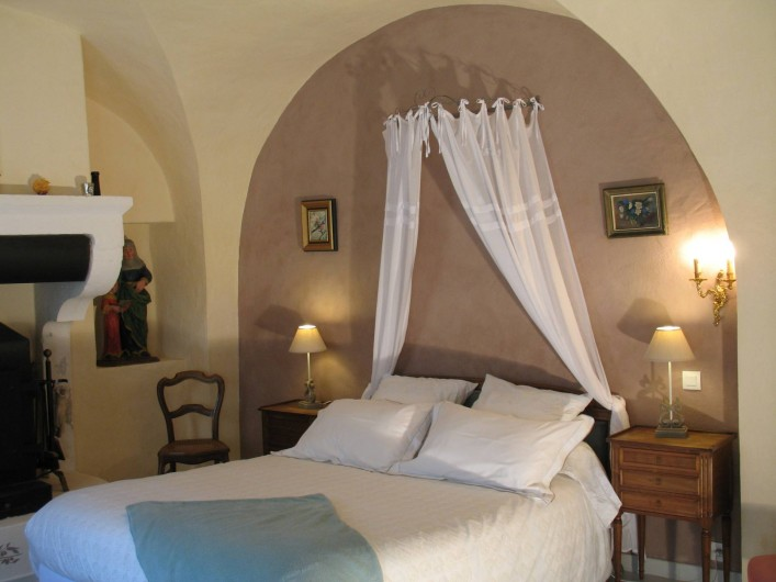 Location de vacances - Chambre d'hôtes à Marsanne - La Grangeonne