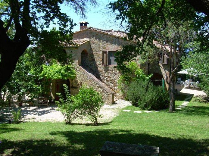 Location de vacances - Appartement à Radicondoli - HOLIDAY HOUSE