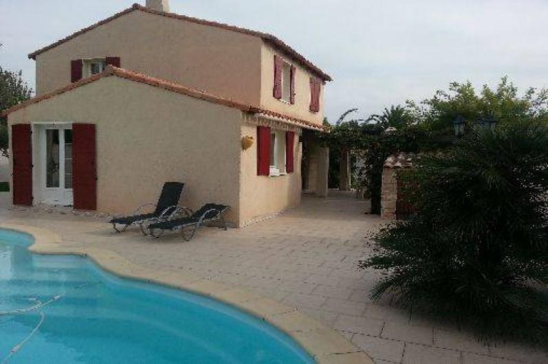 Location de vacances - Villa à La Farlède