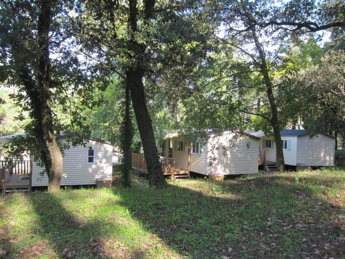 Location de vacances - Bungalow - Mobilhome à Mondragon