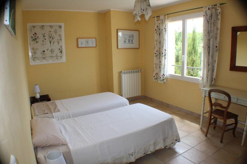 Location de vacances - Maison - Villa à Forcalqueiret - chambre 4.