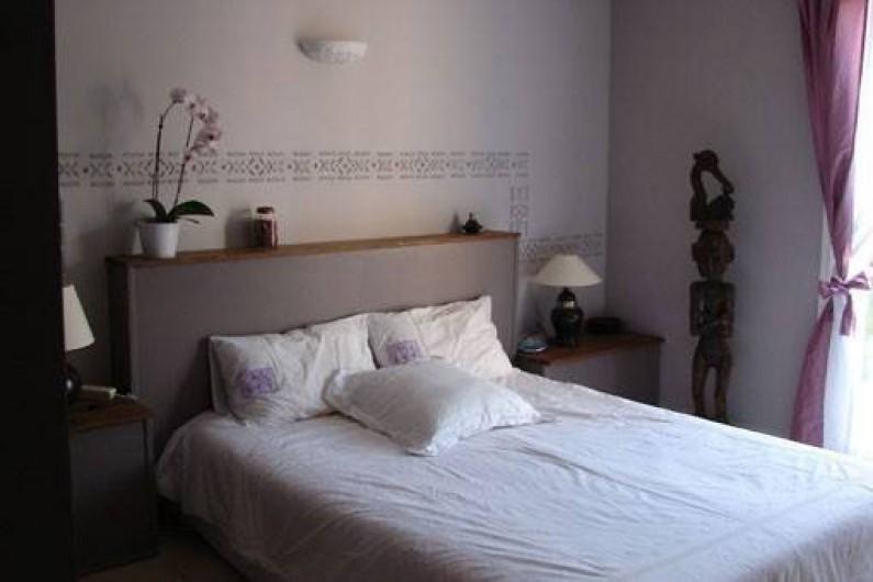 Location de vacances - Maison - Villa à Forcalqueiret - chambre 1.