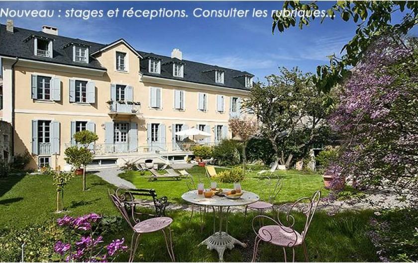 Location de vacances - Chambre d'hôtes à Embrun