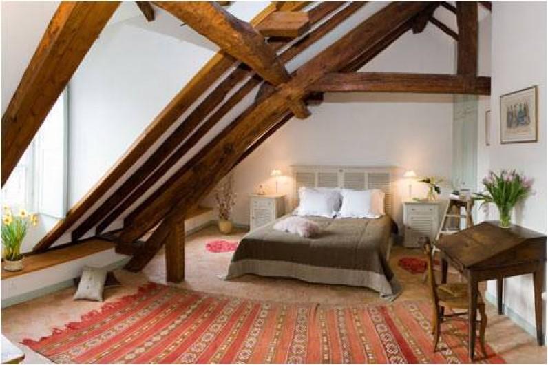 """Location de vacances - Chambre d'hôtes à Embrun - Chambre """"Pigeonnier"""""""