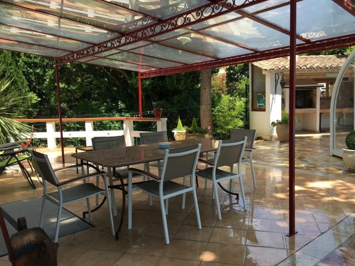 Location de vacances - Villa à Uzès