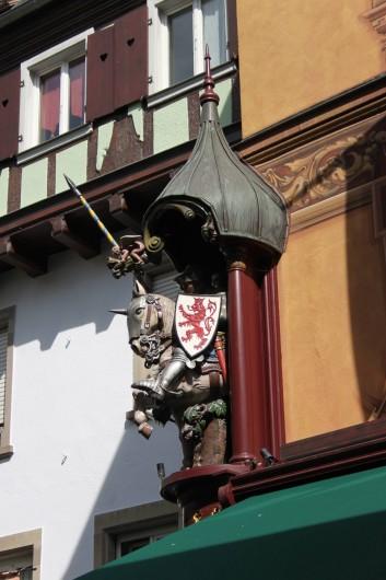 Location de vacances - Gîte à Nothalten - La rue des Chevaliers à Sélestat