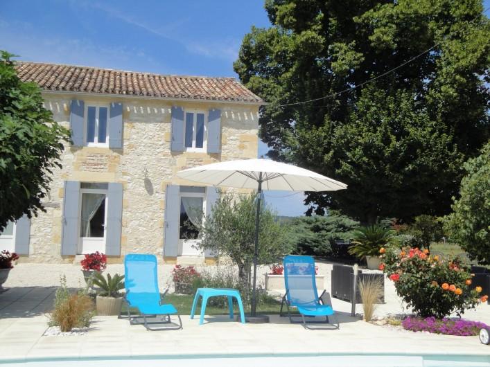 Location de vacances - Gîte à Saint-Avit-Saint-Nazaire