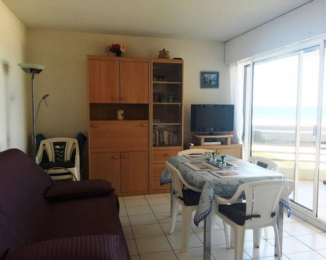 Location de vacances - Appartement à Canet-en-Roussillon