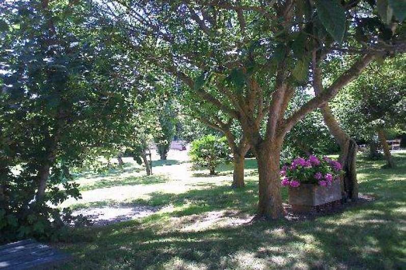Location de vacances - Gîte à Saint-Gaudéric