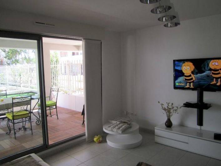 Location de vacances - Appartement à La Ciotat - Salon