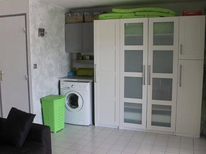 Location de vacances - Appartement à Les Ayguades
