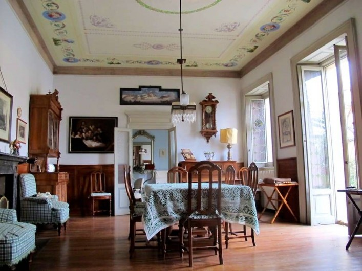 Location de vacances - Villa à Isola San Giulio - salon