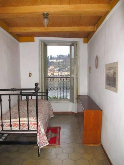 Location de vacances - Villa à Isola San Giulio - petite chambre