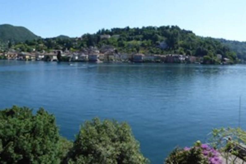 Location de vacances - Villa à Isola San Giulio - panorama