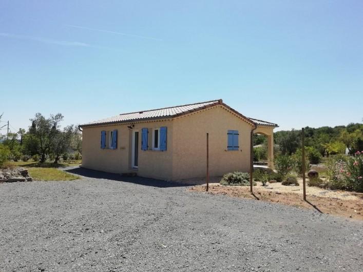 Location de vacances - Villa à Les Vans - Maison 'La Transhumance' capacité 6 personnes