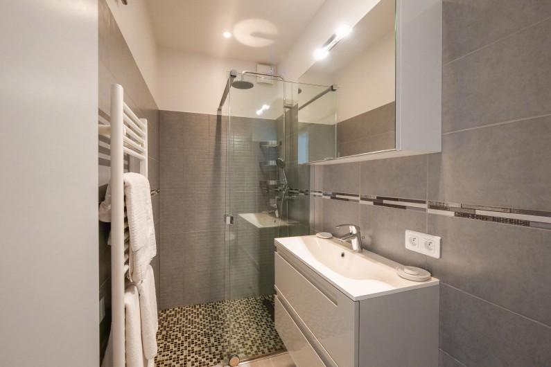 Location de vacances - Villa à Saint-Tropez - Salle de séjour / salon