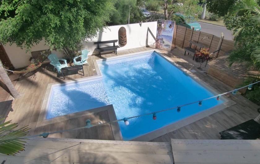 Location de vacances - Gîte à L'Ermitage-Les-Bains