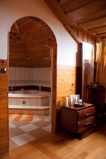 Location de vacances - Villa à Saint-Pierre - sdb CHAMBRE PARENTALE