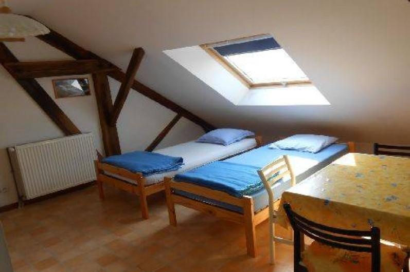 Location de vacances - Gîte à Vicq-sur-Nahon