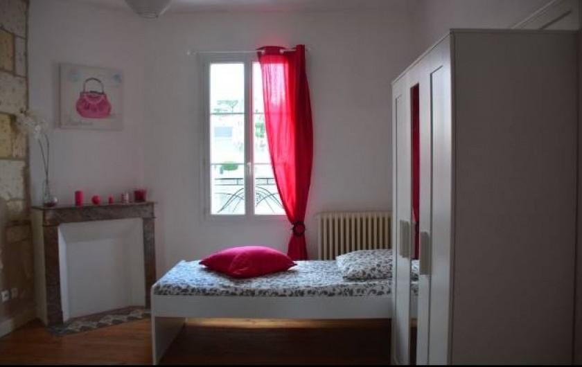 Location de vacances - Gîte à Faverolles-sur-Cher - Chambre Rose