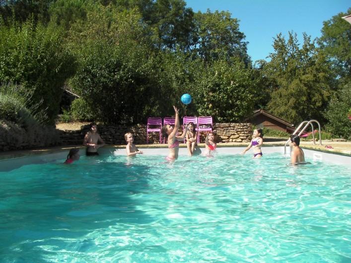 Location de vacances - Chalet à Marquay