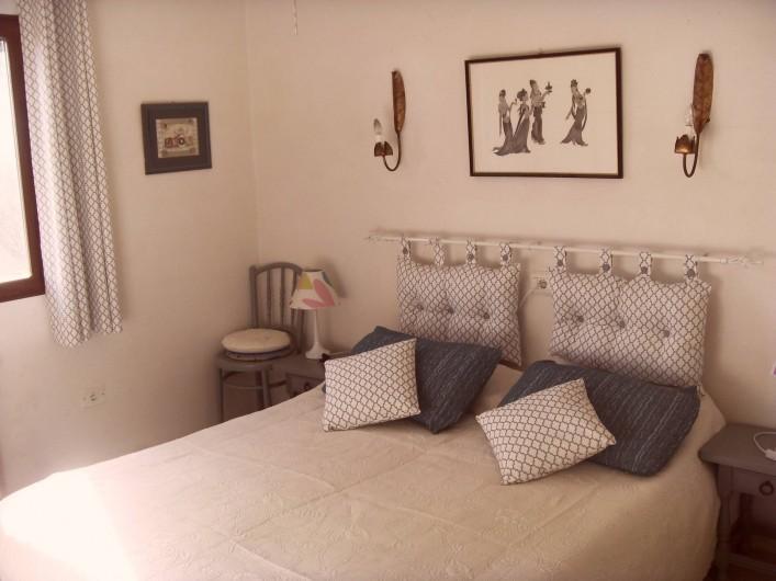Location de vacances - Villa à Dénia - Chambre 2