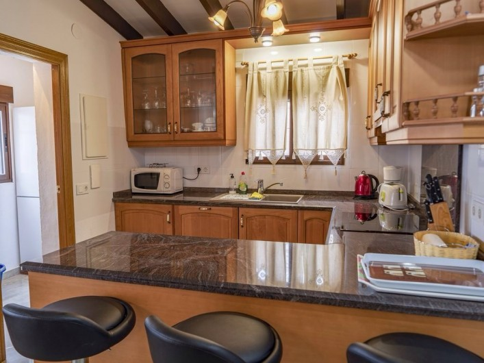 Location de vacances - Villa à El Tossal