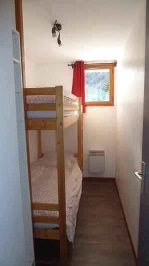 Location de vacances - Gîte à Valmeinier - Chambre 3