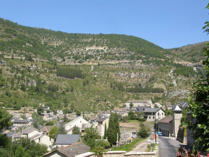 Location de vacances - Maison - Villa à Sainte-Énimie - La vallée