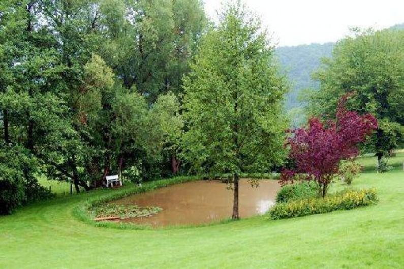 Location de vacances - Gîte à Villers-Saint-Gertrude