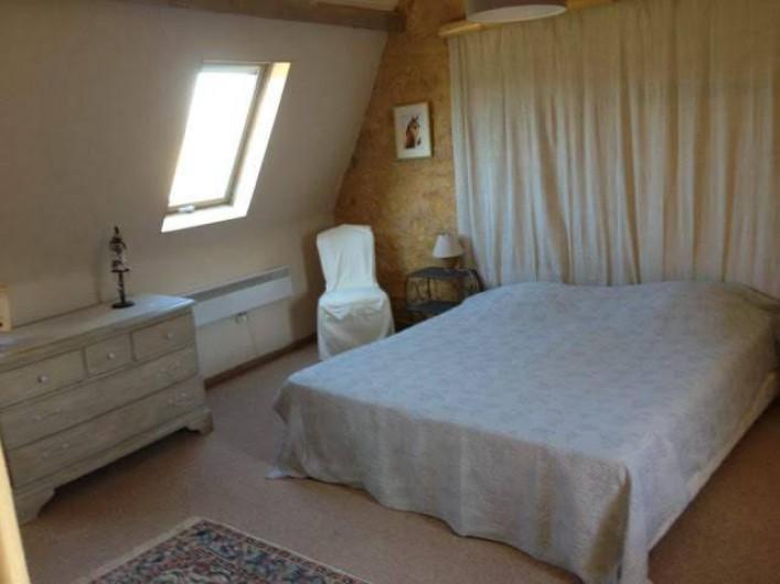 Location de vacances - Gîte à Sainte-Mondane - Chambre 3