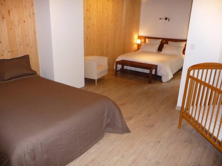 Location de vacances - Gîte à Carcassonne - Chambre 4