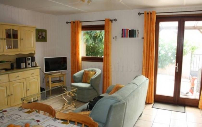 Location de vacances - Maison - Villa à Portiragnes Plage