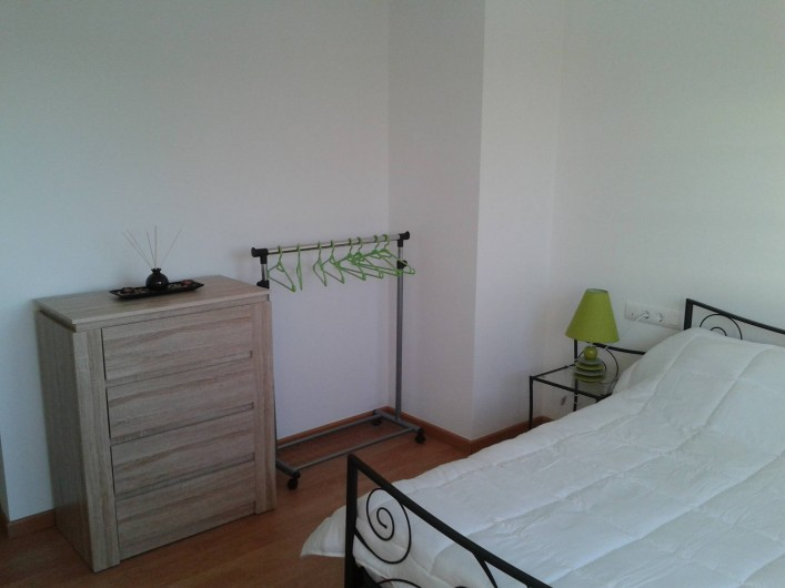 Location de vacances - Appartement à Empuriabrava - suite parentale