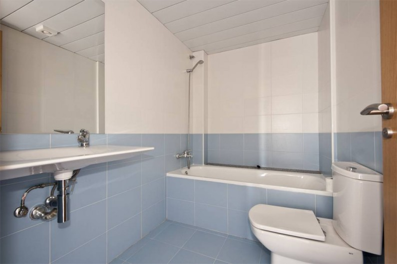 Location de vacances - Appartement à Empuriabrava - 1.salle de bain .fait partie  de la suite  parentale