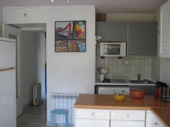 Location de vacances - Appartement à Bandol - Tout pour préparer un savoureux repas